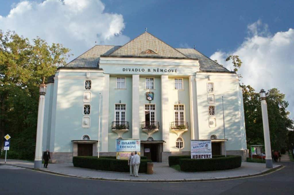 Театр Божены Немцовой (Divadlo BN)