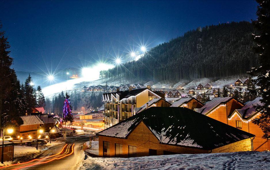 Новый Год 2021 и Рождество в Буковеле