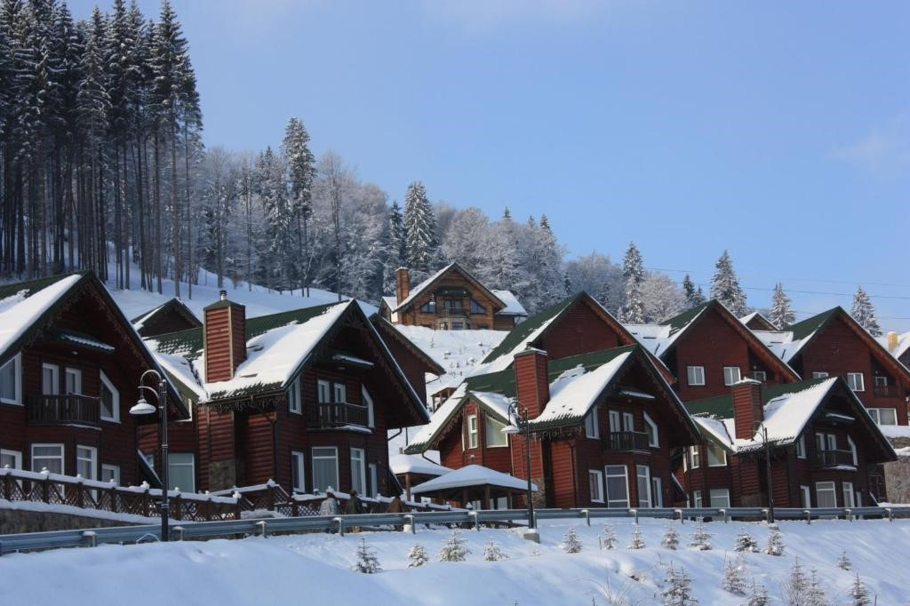 Bukovel Hotel 3* - Горнолыжный курорт Буковель, Украина