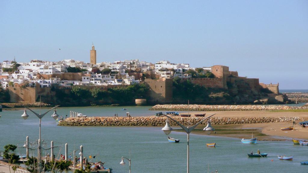 Столица Марокко - Рабат