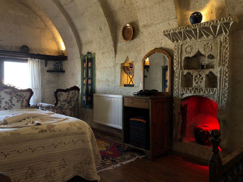 Отель в Гёреме, Турция - Каппадокия