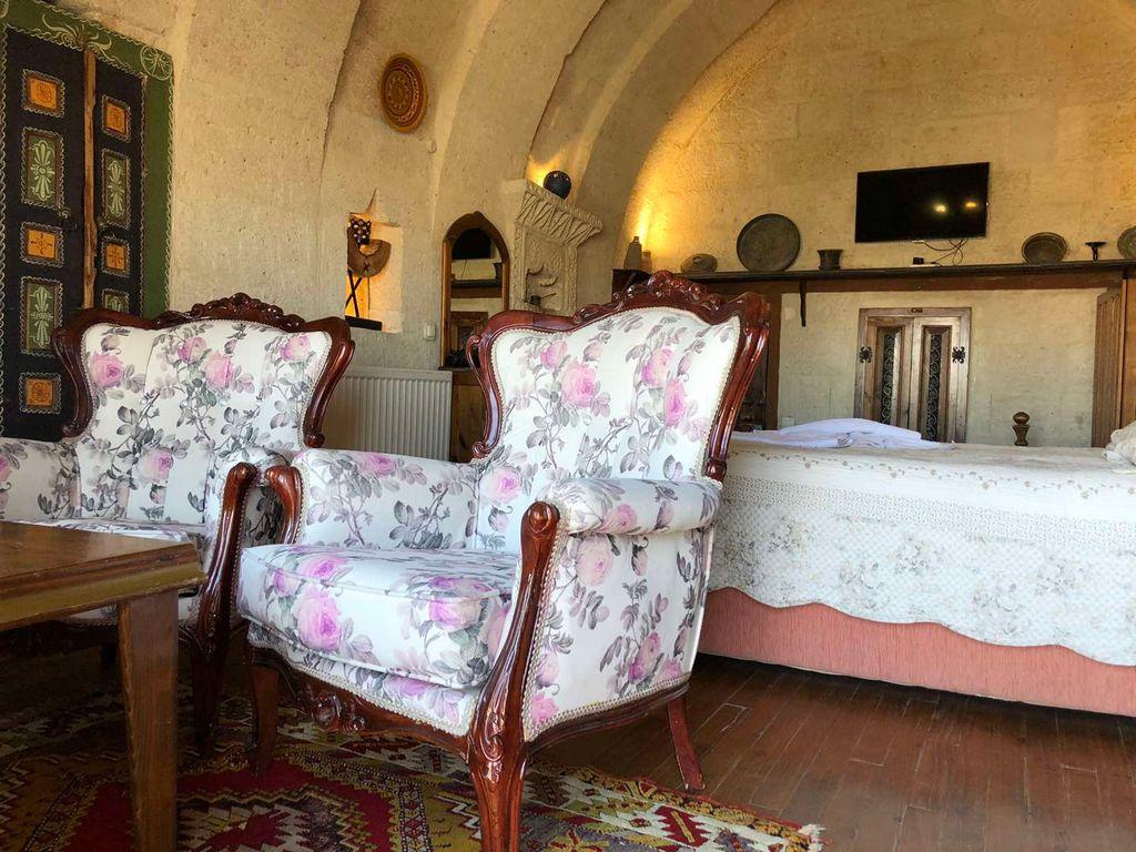 Где остановиться – отели Каппадокия - Турция