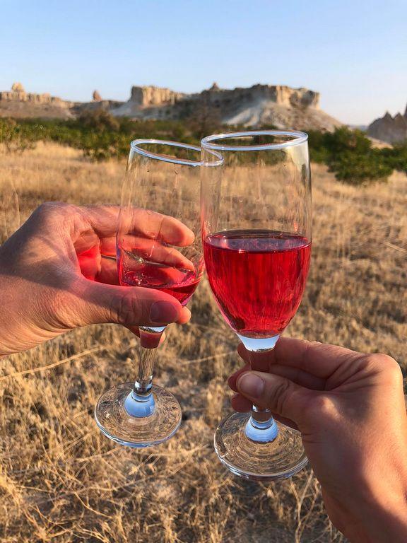Вино в Каппадокии
