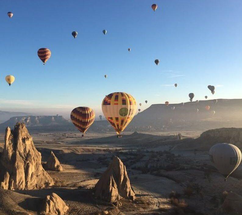 Волшебный край - Каппадокия, Турция
