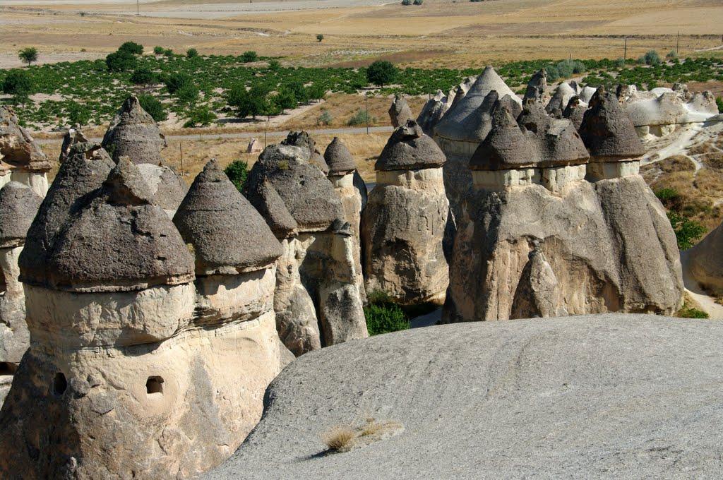 Камины фей (Fairy Chimneys)