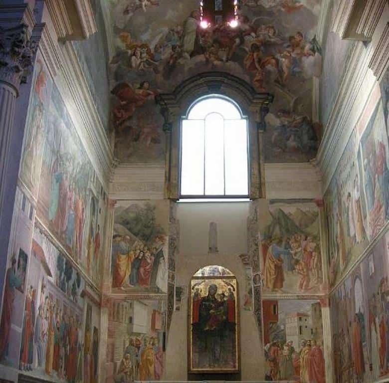 Капелла Бранкаччи (Cappella Brancacci)