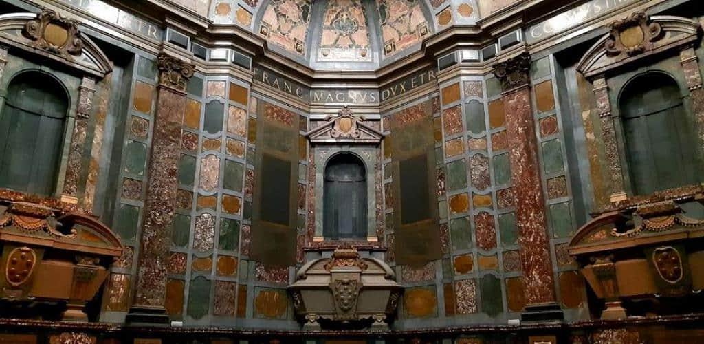 Княжеская капелла - Cappella dei Principi
