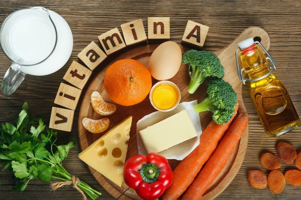 Витамин А для красивых пяток – Ретинол