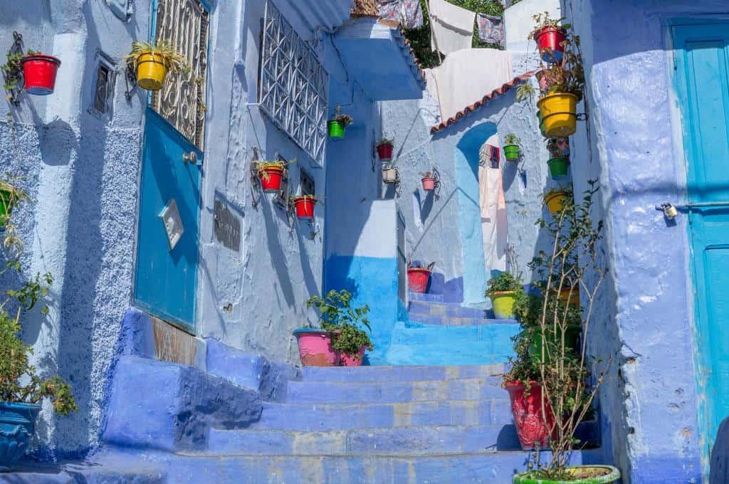 Шавен - город в Марокко