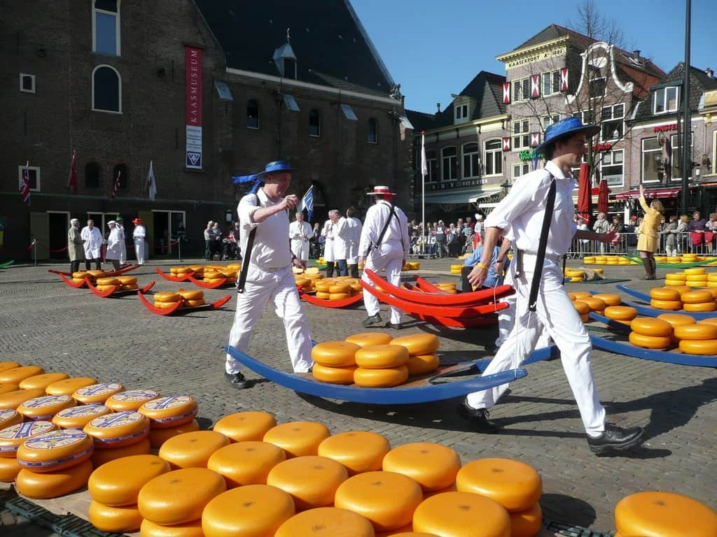 Сырный рынок (Нидерланды)