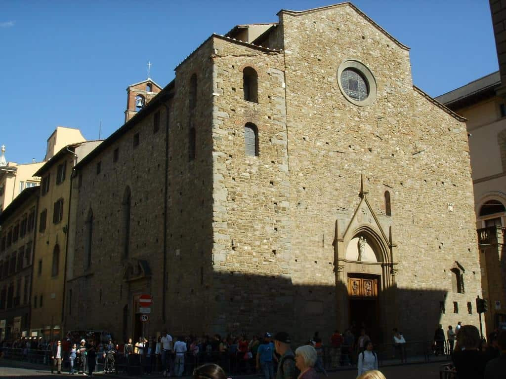 Церковь Санта Мария Маджоре (Chiesa di Santa Maria Maggiore)