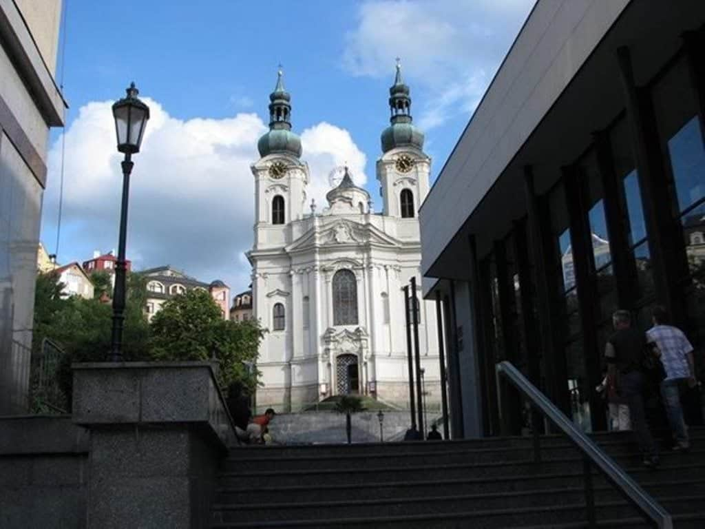 Костел Святой Марии Магдалины