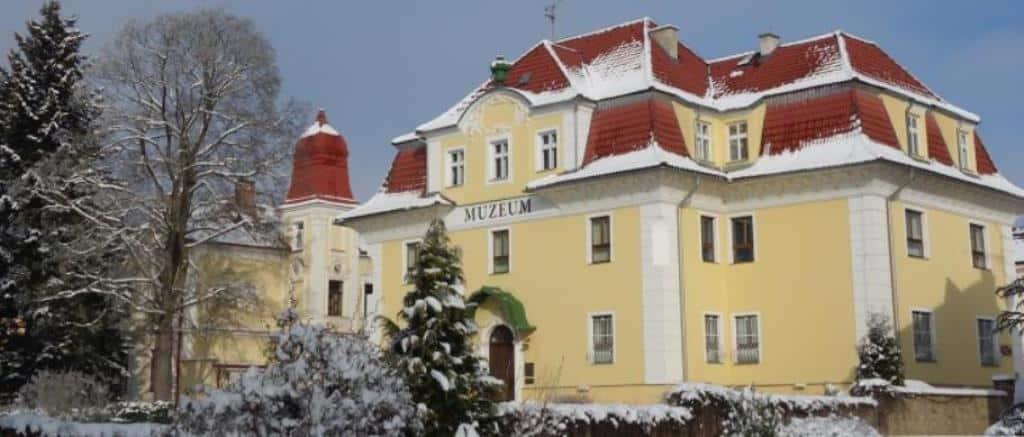 Городской музей Франтишковы Лазне