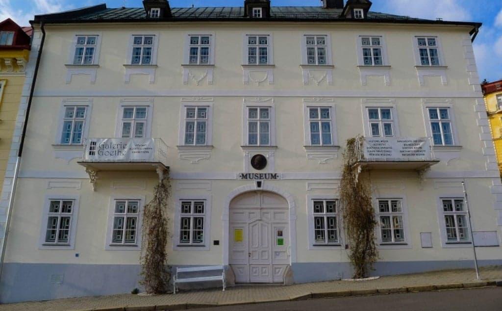 Городской музей, Марианске-Лазне