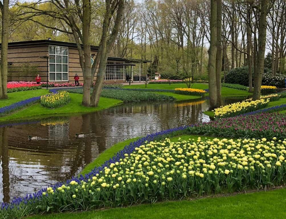 Кёкенхоф (Амстердам - Нидерланды)