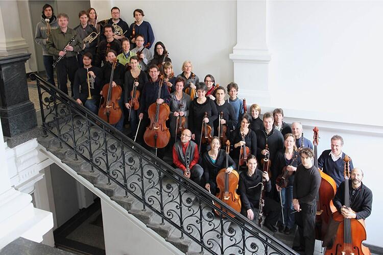 Оркестр при Техническом Университете, Дармштадт - Германия