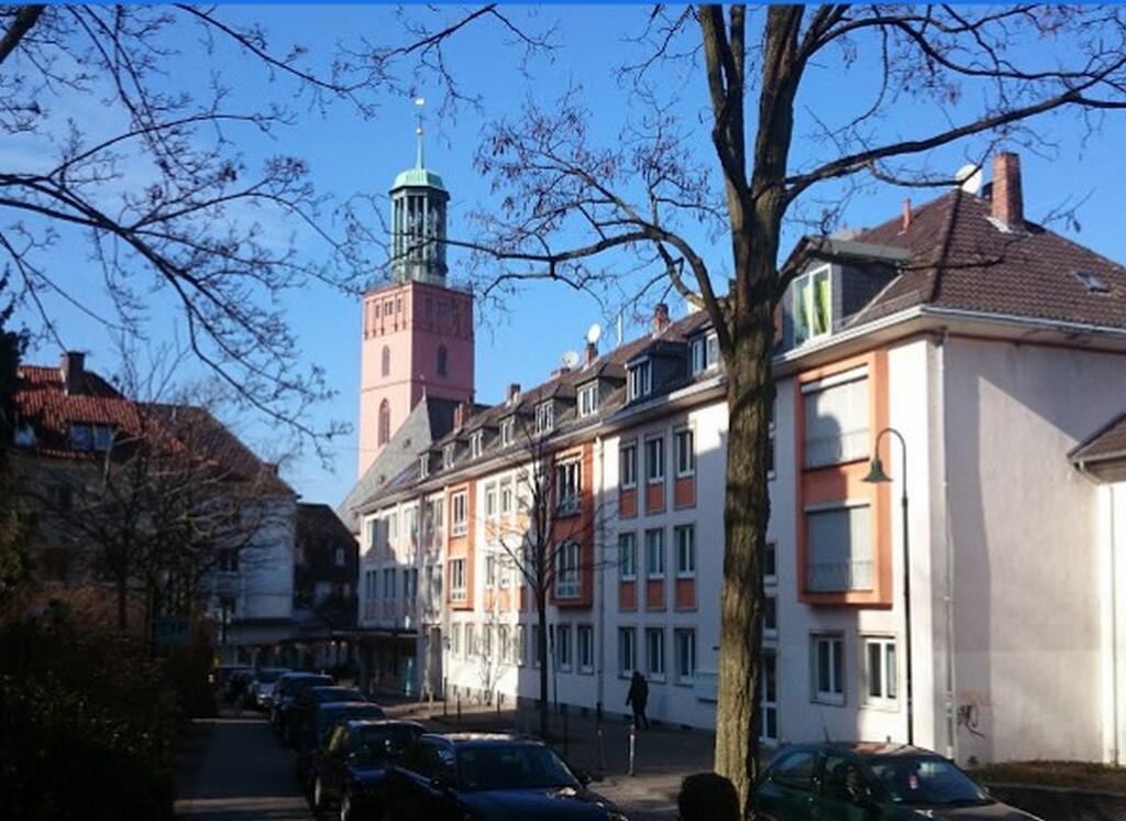Дармштадтская городская церковь