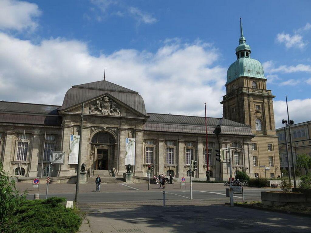 Гессенский земельный музей, Дармштадт Германия