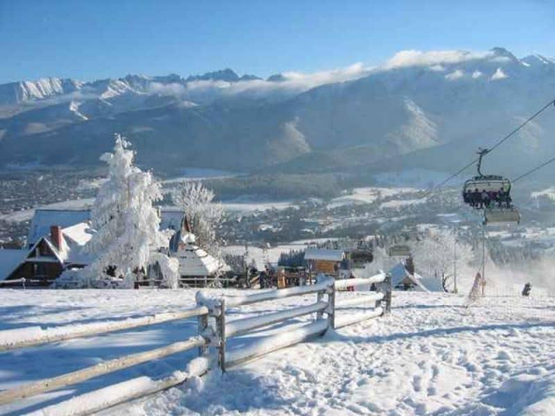 Горнолыжные курорты Словакии Высокие Татры - Strbske Pleso (Штребске Плесо)