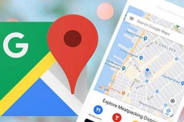 Google Maps карты и навигация