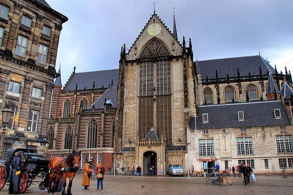 Новая церковь в Амстердаме (De Nieuwe Kerk Amsterdam)