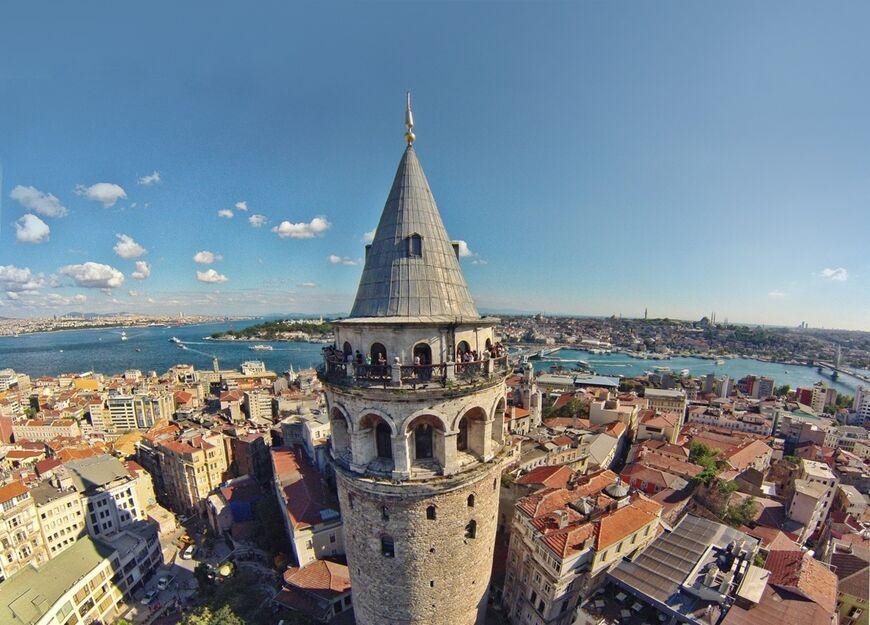 Стамбул - город двух континентов — Азии и Европы
