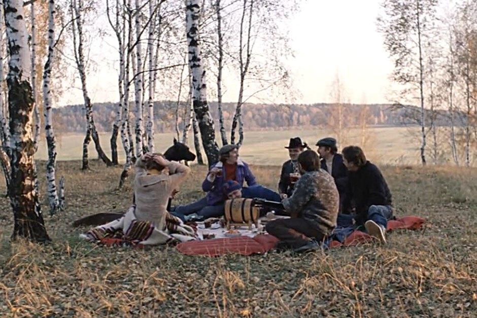 «Москва слезам не верит» шашлык женских рук не терпит