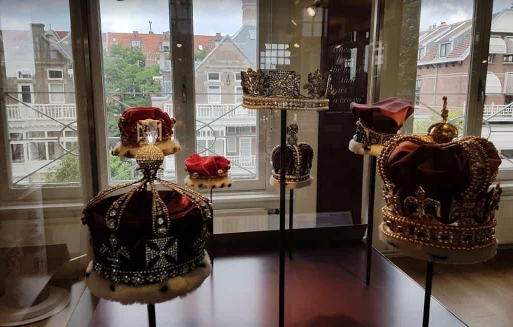 Музей бриллиантов (Stichting Diamant Museum Amsterdam) Амстердам музеи
