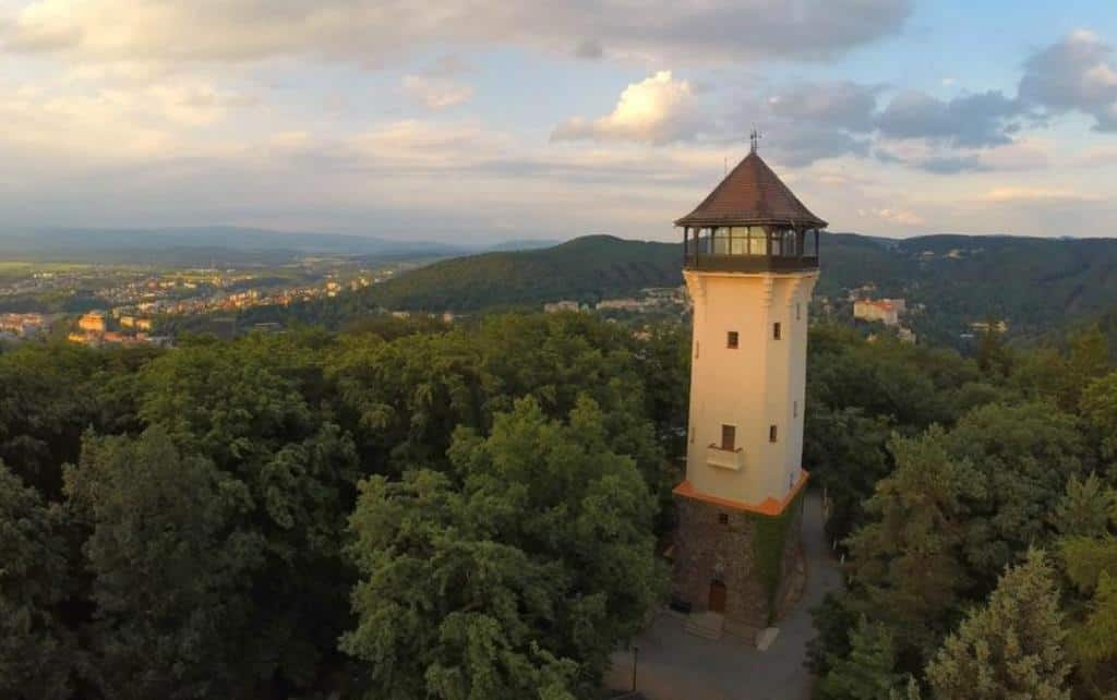 Башня Диана (Diana Lookout Tower)