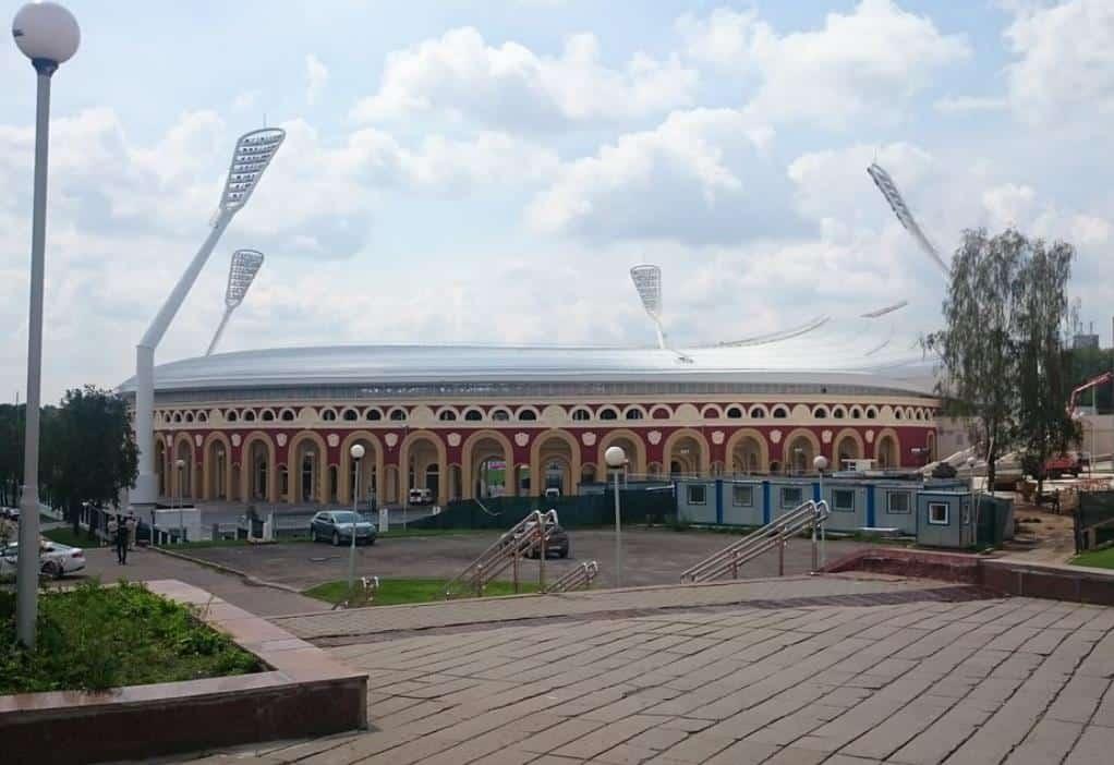 Национальный Олимпийский стадион «Динамо»