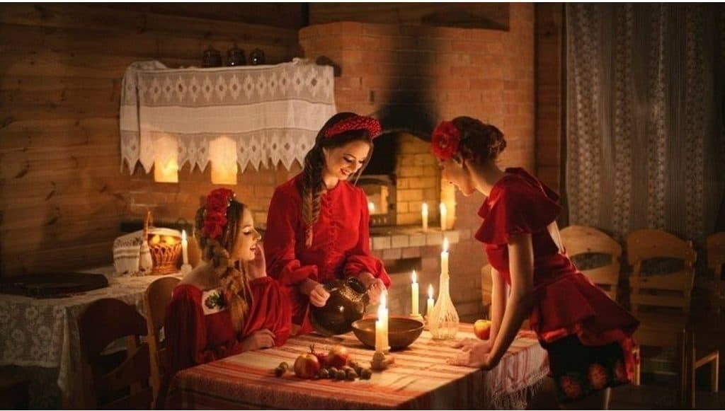 Святочное гадание С Рождеством Христовым