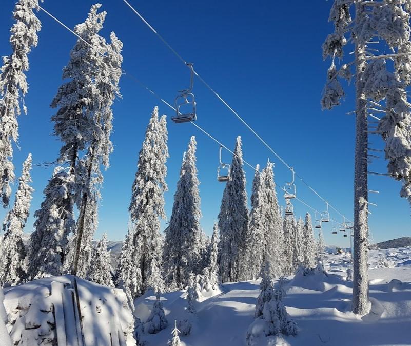 Канатные дороги горнолыжного курорта «Драгобрат»