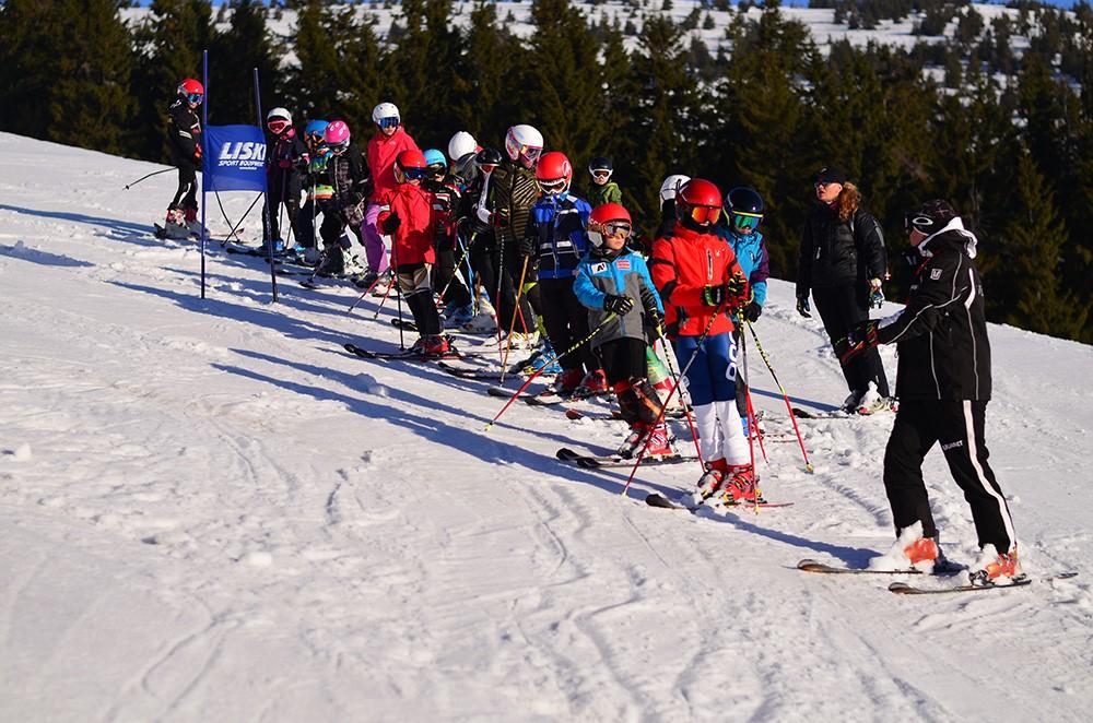 Лыжная школа Драгобрат