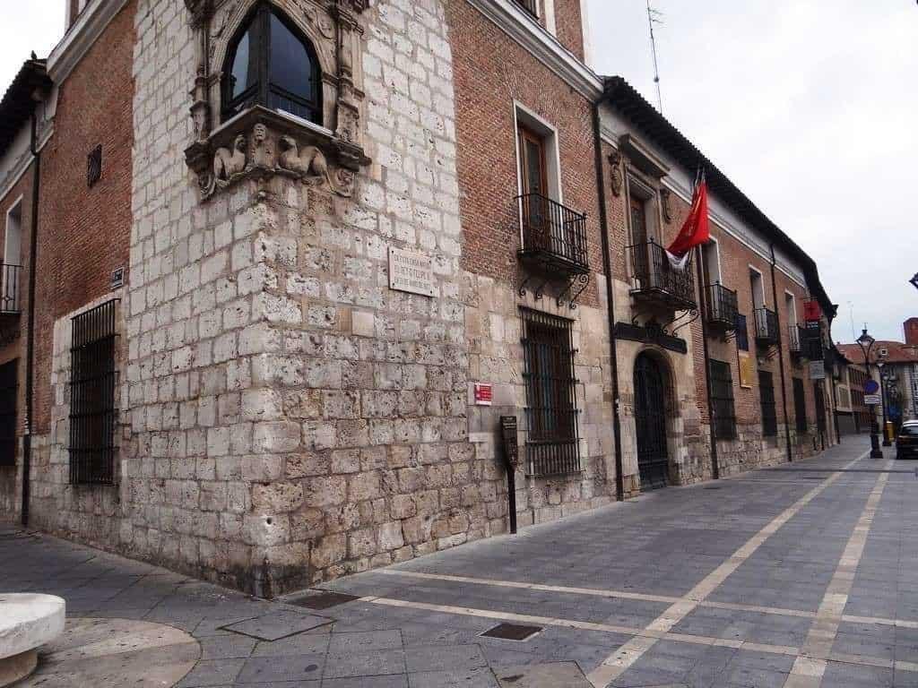 Дворец Пиментель Вальядолид (Испания)