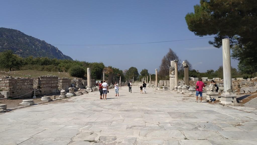 Портовая улица Эфеса