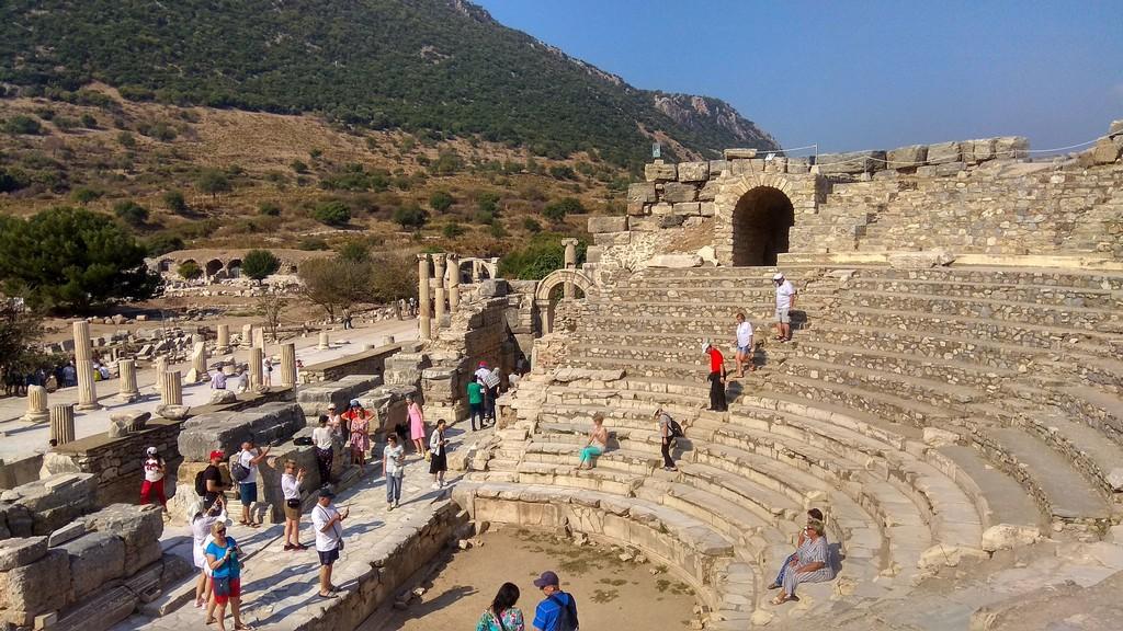 Одеон – малый театр Эфеса