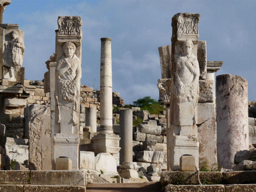 Ворота Геракла, Эфес - Турция