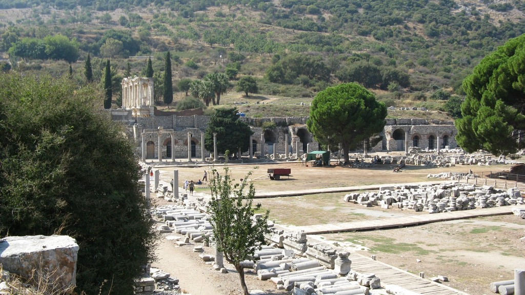 Агора в Эфесе