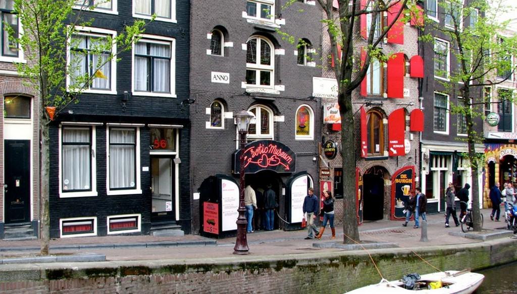 Музей Эротики (Erotic Museum)в Амстердаме