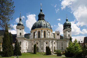 Монастырь Этталь, мужской, Бавария