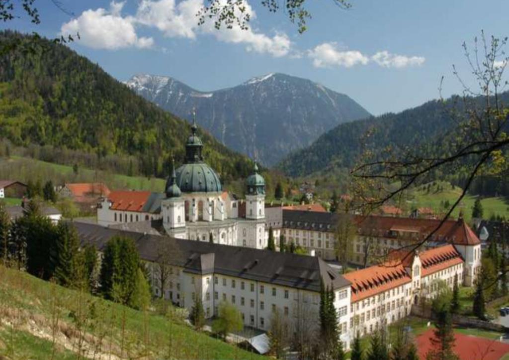 Монастырь Этталь, Бавария