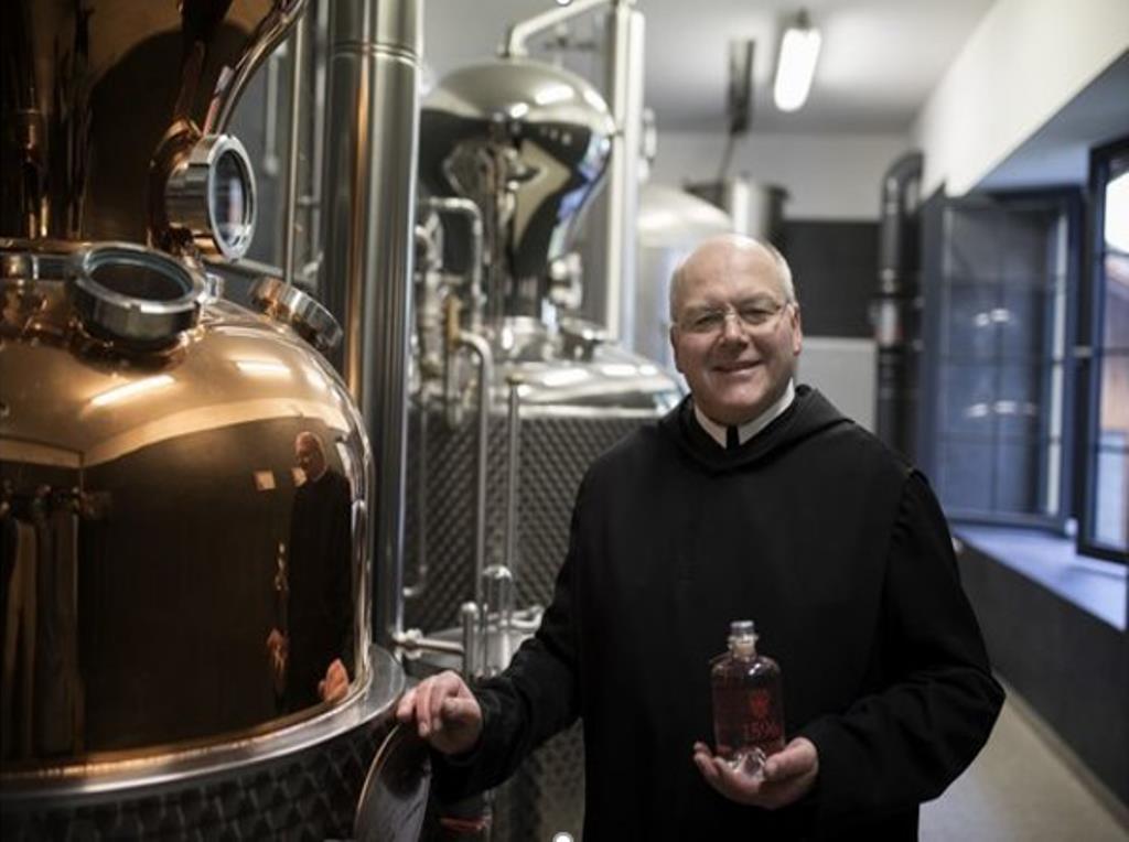Экскурсия по пивоварне Монастыря Этталь