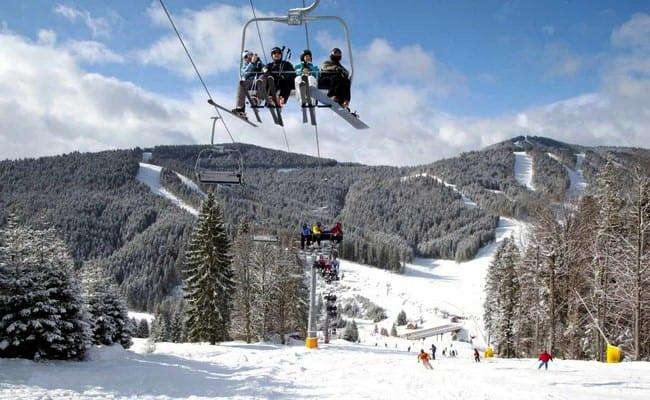 Татры Словакия горнолыжный курорт