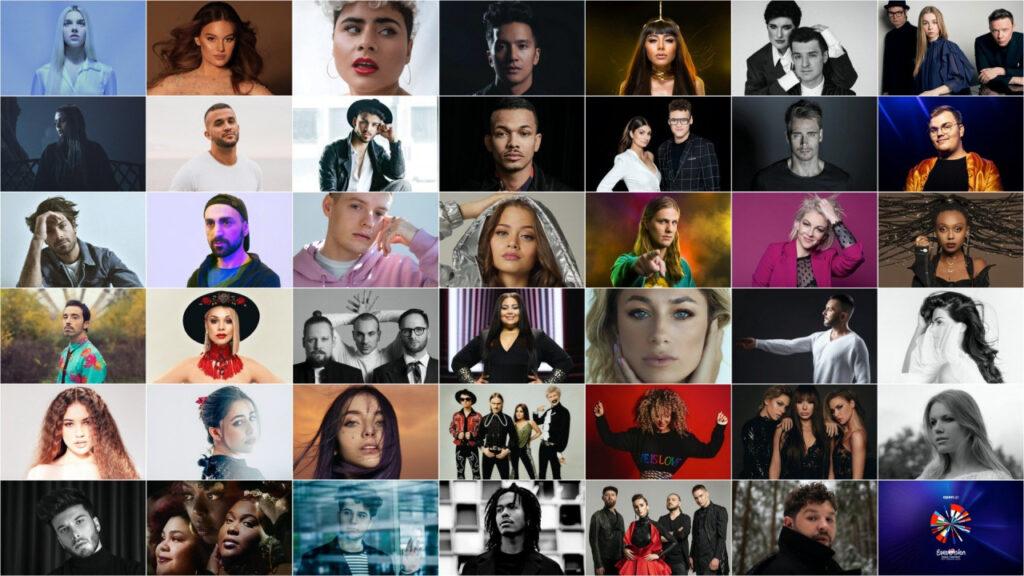 Eurovision: Europe Shine A Light Евровидение 2020