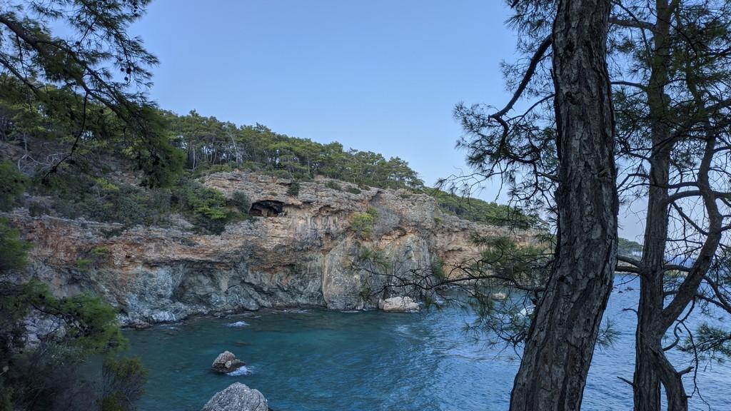 Вид с ликийской тропы