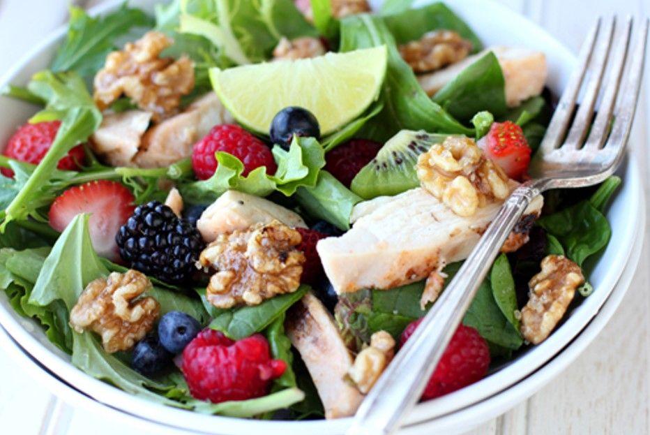 Диетическое и полезное питание при жирной коже лица
