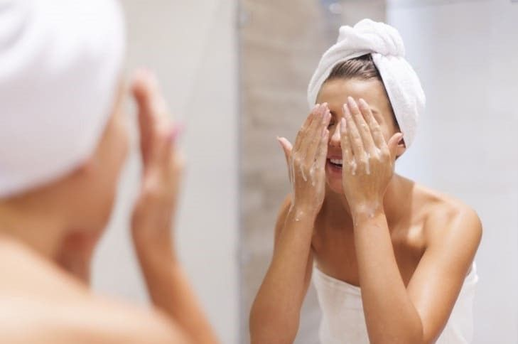 Причины проблемной кожи лица - уход за кожей лица