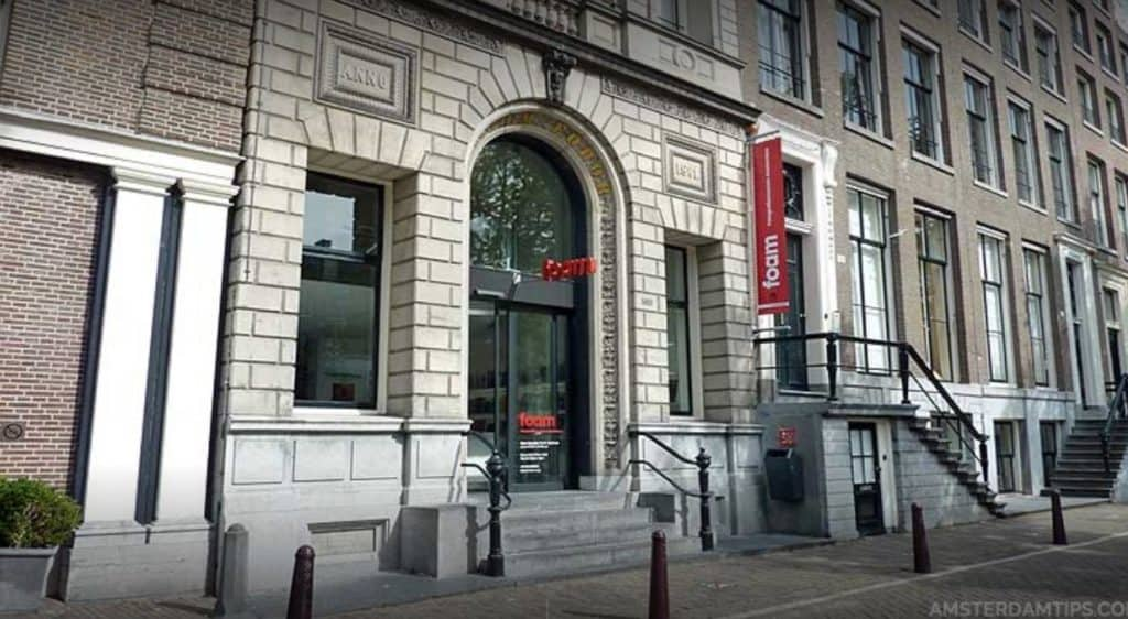 Музей фотографии (Foam) Амстердам музеи