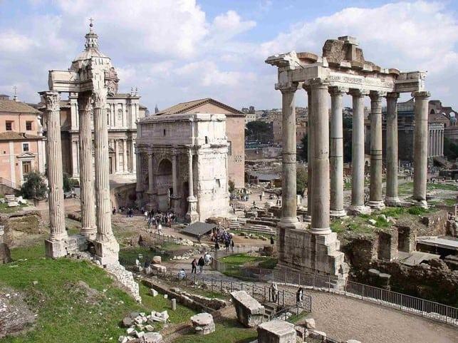 Форум, Рим