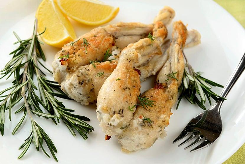 Лягушачьи лапки французская кухня